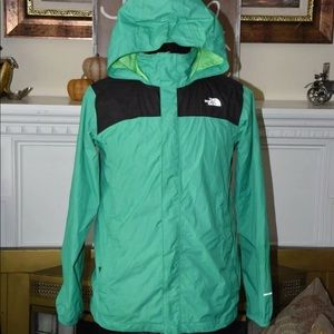 The North Face DryVent Windbreaker Hooded Jacket